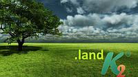 Регистрация домена land