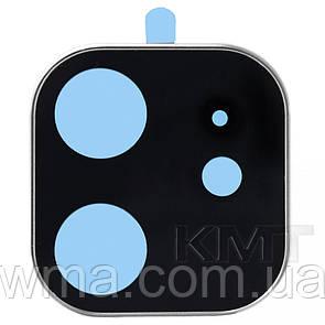 Camera Glass — iPhone 11  — Silver