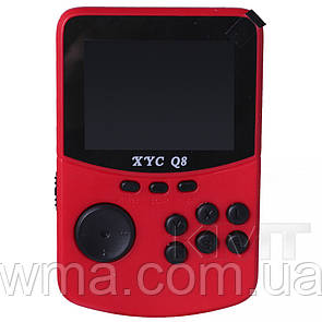 Портативная игровая ретро консоль « Q80 »  — Red