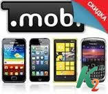 Регистрация домена mobi