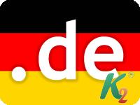 Регистрация домена de