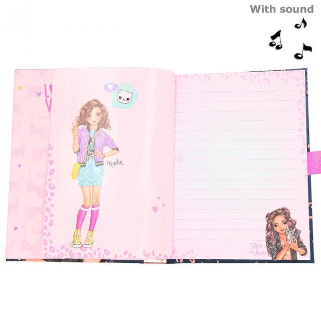 TOP Model Щоденник LEO LOVE із кодом і мелодією (Топ Модел Дневник с кодовым замком для девочек , Лео 11327)