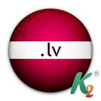 Регистрация домена lv
