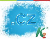 Регистрация домена cz