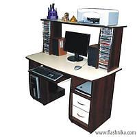 Компьютерный стол Ника Электра 1300х600х1300