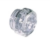 Плафон стеклянный (+350°C термостойкость) размер ø 42мм, фото 1