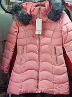 Куртка женская  Фабричный Китай  ❄❄❄ халофайбер Размер    л хл 2хл 3хл Ростовкой  Синий Крас  Розовый  Голубой