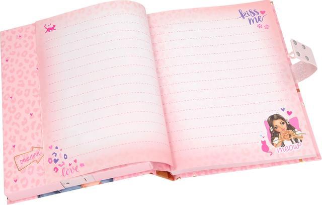TOP Model Щоденник CAT Miju із кодом і мелодією (Топ Модел Дневник с кодовым замком для девочек , Кет 10859)