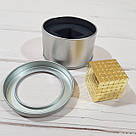 Конструктор головоломка квадратный Neocube неокуб 216 неодимовых кубиков по 5 мм в боксе магнитный (тетракуб), фото 2