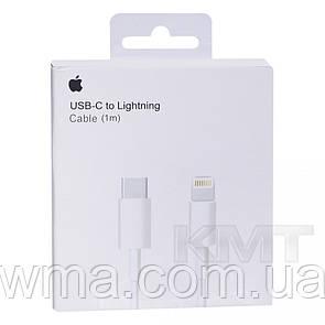 Переходник (Адаптер) Apple USB-C to Lightning cable Original (1m)