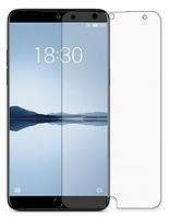 Гидрогелевая защитная пленка на Meizu 15 Plus на весь экран прозрачная