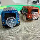 Светящаяся дорога Magic Tracks 360 деталей Меджик трек 2 машинки джип внедорожник, фото 8