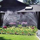 Спринклерний зрошувач 360 multifunctional Water / розприскувач / розпилювач для поливу газону / Оригінал, фото 8
