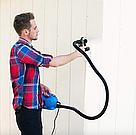Універсальний краскопульт пульверизатор Paint Zoom Пейнт Зум побутової пневматичний розпилювач фарби фарбування, фото 8