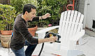 Універсальний краскопульт пульверизатор Paint Zoom Пейнт Зум побутової пневматичний розпилювач фарби фарбування, фото 10