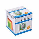 Цифровий тонометр на зап'ястя Blood Pressure Monitor CK-102S / апарат для вимірювання тиску і пульсу цифровий, фото 4