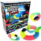 Детский светящийся гибкий трек Magic Tracks 220 деталей автомобильная гоночная трасса Меджик трек машина, фото 2