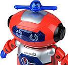 Интерактивный танцующий светящийся робот Dancing Robot детская игрушка со светомузыкой, фото 3