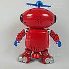 Интерактивный танцующий светящийся робот Dancing Robot детская игрушка со светомузыкой, фото 9