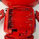 Интерактивный танцующий светящийся робот Dancing Robot детская игрушка со светомузыкой, фото 10