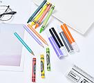 Художній набір для творчості, малювання 208 предметів з мольбертом для дітей у валізі, фото 4