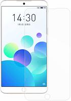 Гидрогелевая защитная пленка на Meizu 15 на весь экран прозрачная