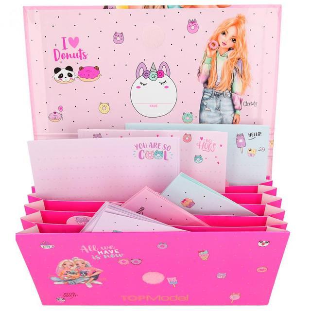 TOP Model Папка для створення листів CANDY CAKE (Топ Модел папка для рисунком для девочек , 11238)