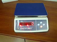 Весы фасовочные Днепровес F998-ED (3 кг,6 кг,15 кг,30 кг)
