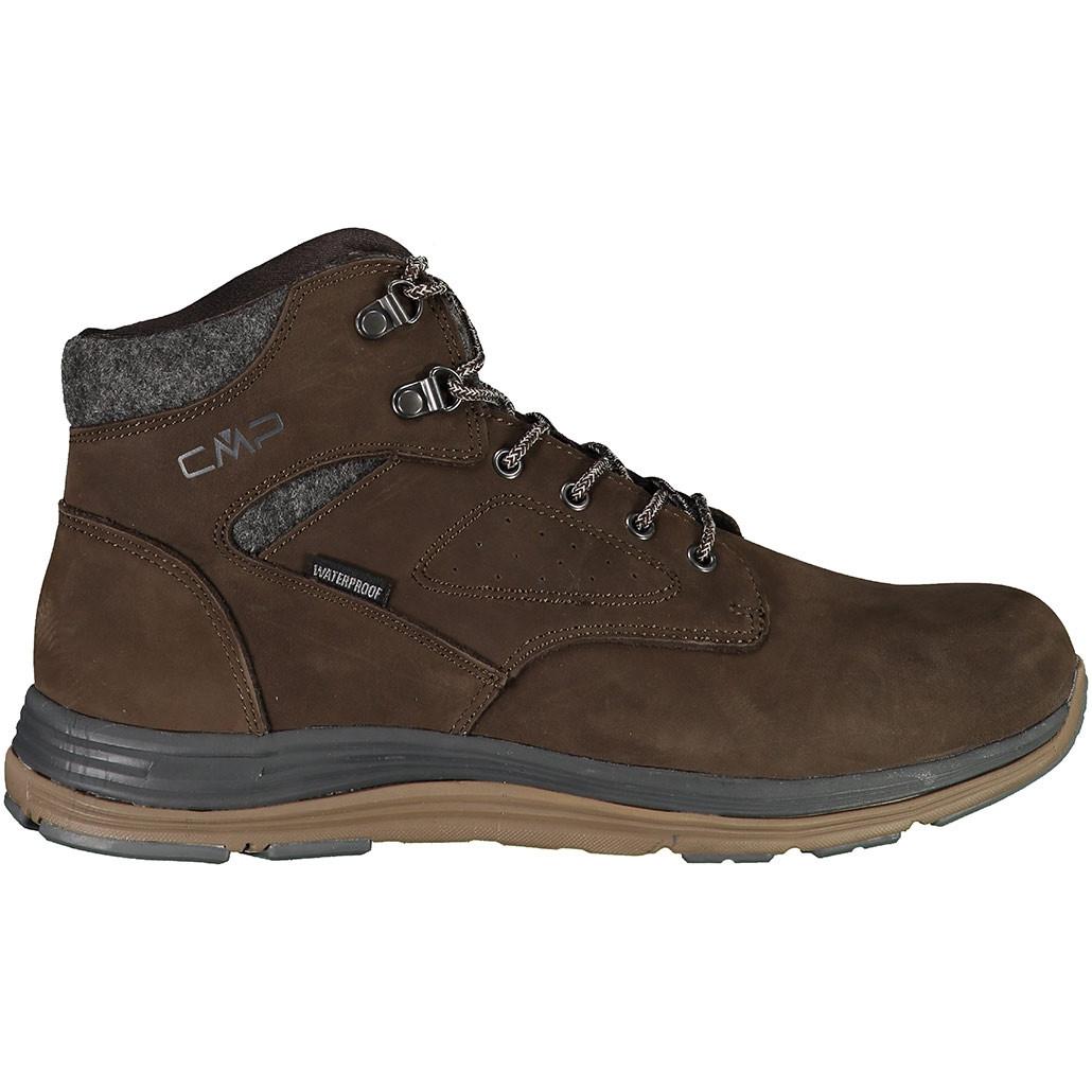 Ботинки мужские Cmp Nibal Mid Lifestyle Shoe Wp (39q4957-00qf)