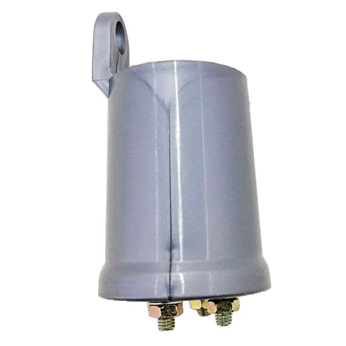 Реле поворотов (12В) (3 выхода) (пластик). РС57Б-3726010