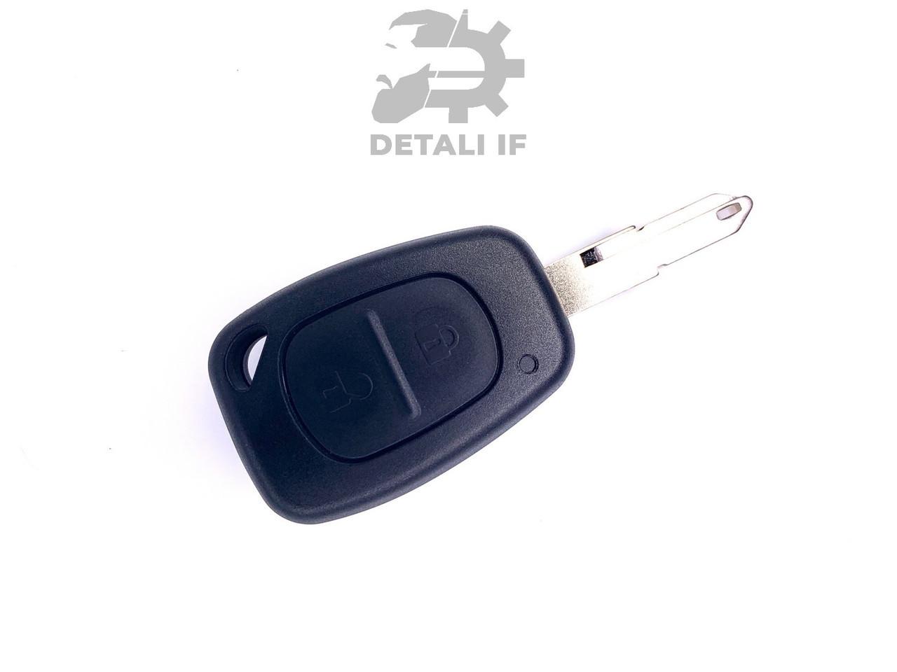 Корпус ключа Movano ключ Opel 2 кнопки