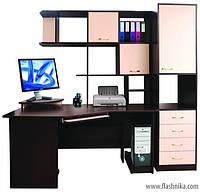 Компьютерный стол Ника 59 2000х1000х2000