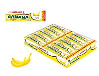 Жевательная.резинка BATEAUX банан 20шт упаковка