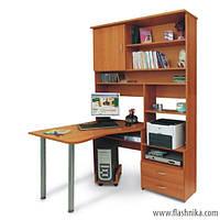 Компьютерный стол Ника Альтаир 1150х1150х1950