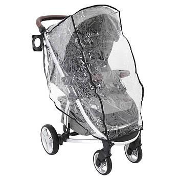 Дощовик ПВХ для прогулянкової коляски, розмір S,M,L Гарантія якості Швидка доставка