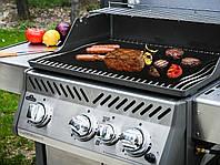 Гриль мат BBQ grill sheet портативний з антипригарним покриттям 33 * 40 см! Розпродаж