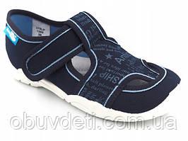 Модные детские тапочки  Renbut  27 (17,0 см)