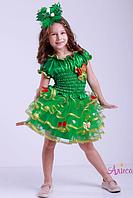 Карнавальний костюм Ялинки для дівчинки
