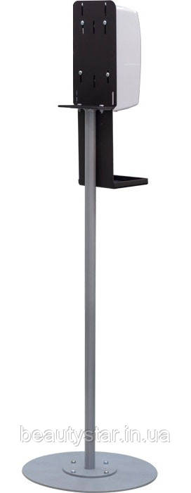 Сенсорний дозатор підлоговий антисептичного засобу на стійці ГС-11 для магазинів для підприємств