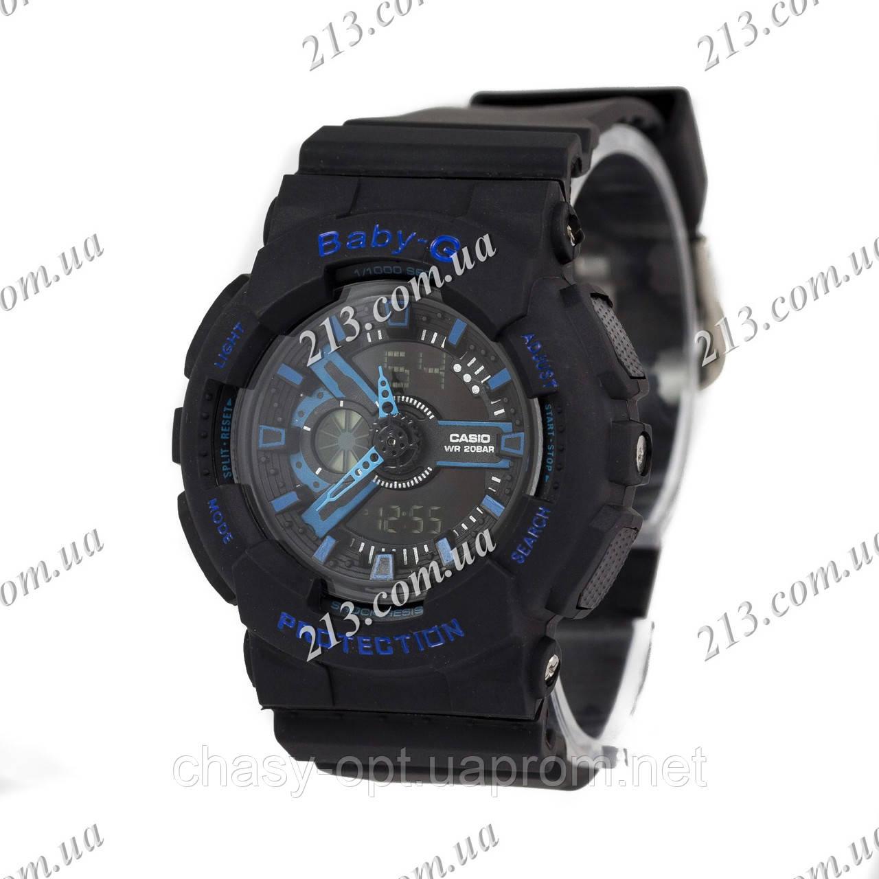 Детские часы Casio Baby-G Black - Интернет-магазин часов 213.com.ua в Киеве