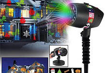 Уличный проектор Star Shower Slide Show 12 слайдов, фото 3