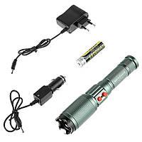 Аккумуляторный фонарик Police  YB-1317