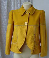 Пальто жакет подростковое девочке бренд Miss Sixty р.14 лет 4096