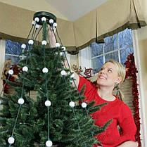 """Гирлянда """"Tree dazzler"""" с верхушкой для елки 48 лед 16 цветов и режимов, фото 3"""