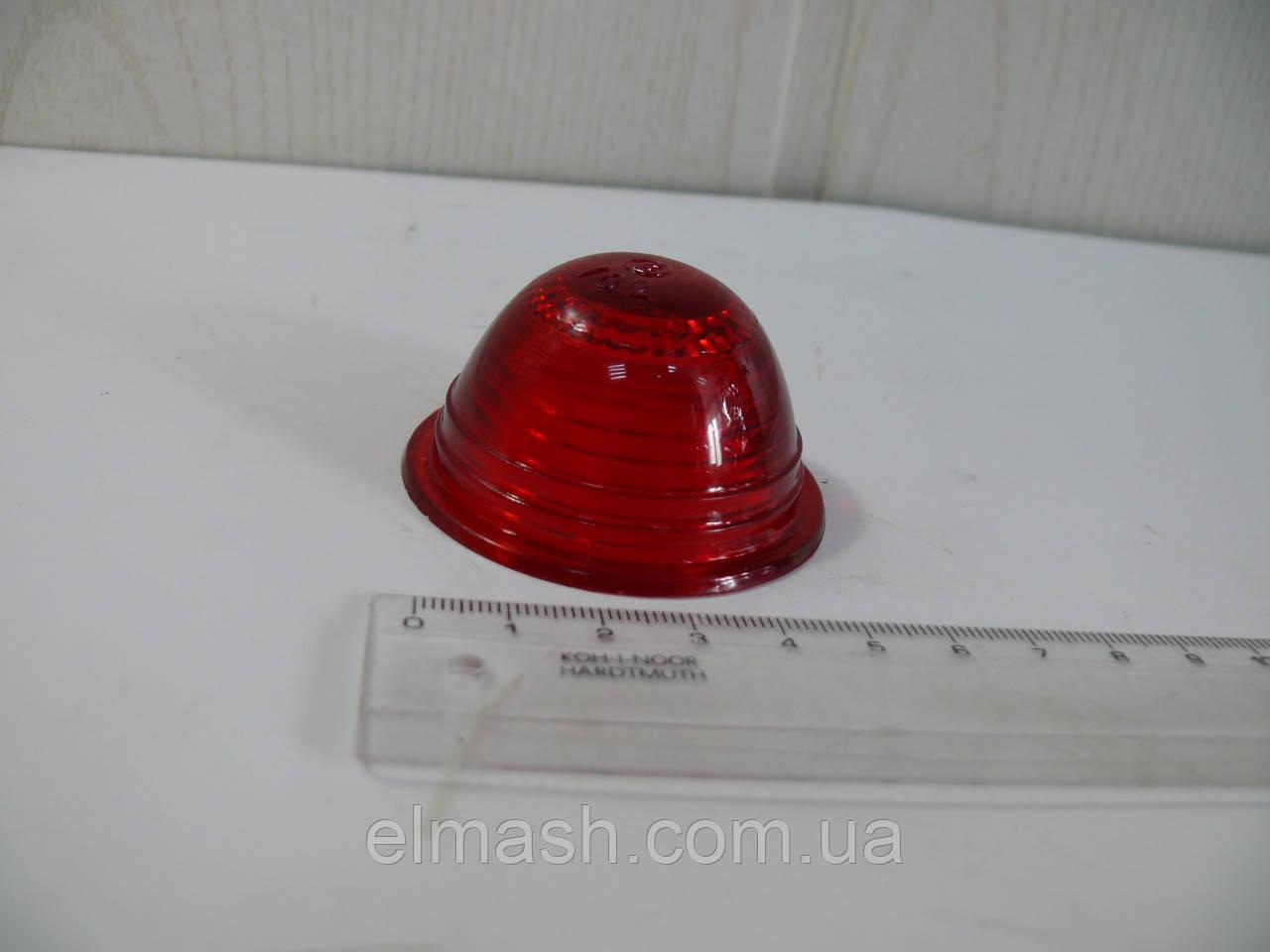 Скло ліхтаря габаритів вантажного причепа (вир-во Туреччина)