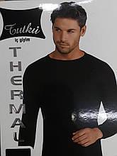 Термобілизна Tutku, кофта (лонгслив, реглан), M, чоловіча