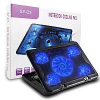 Охолоджуюча підставка для ноутбука SY-C5