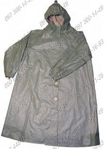 Плащ Озк - 3 Защитная одежда. Дождевик. Рыбацкий плащ. Одежда для рыбалки. Рыбалка в дождь.