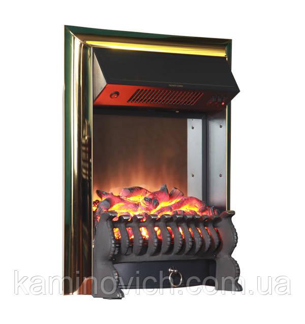 Электрический камин Bonfire Inver Brass