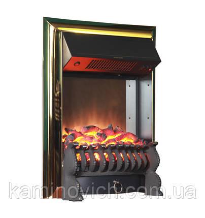 Электрический камин Bonfire Inver Brass, фото 2